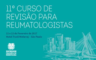 11º Curso de Revisão para Reumatologistas