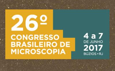 26º Congresso Brasileiro de Microscopia