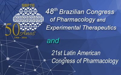48th Brazilian Congress of Pharmacology and Experimental Therapeutics