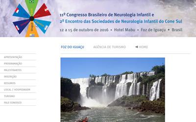 11º Congresso Brasileiro de Neurologia Infantil