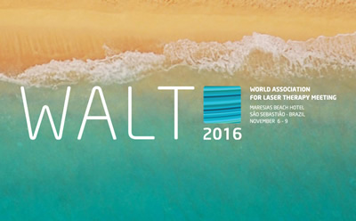 World Association for Laser Therapy Meeting (WALT)
