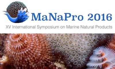 XV International Symposium on Marine Natural Products - MaNaPro 2016