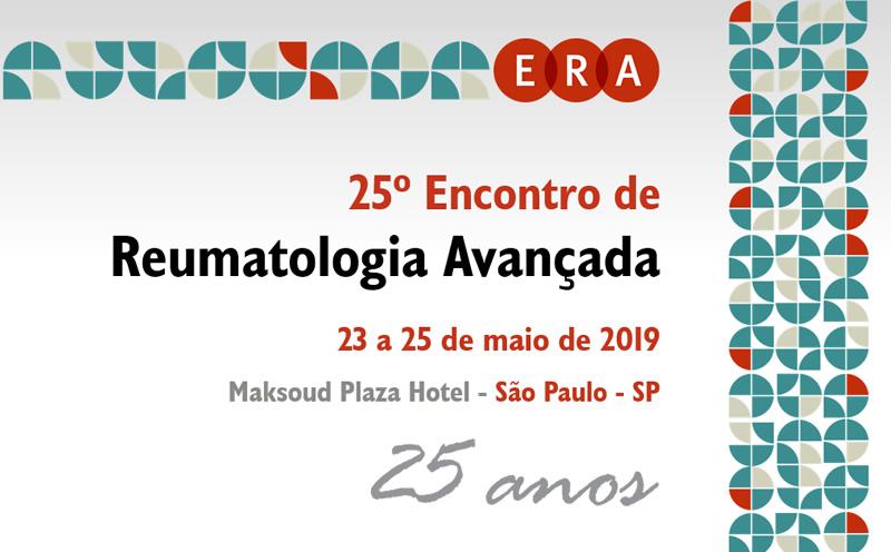 25º Encontro de Reumatologia Avançada