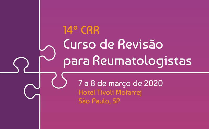 14º Curso de Revisão para Reumatologistas