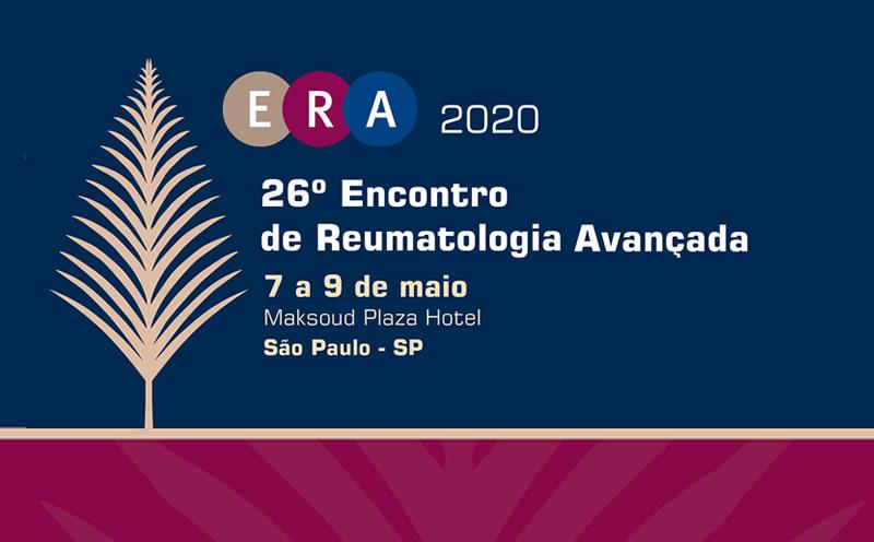 26º Encontro de Reumatologia Avançada