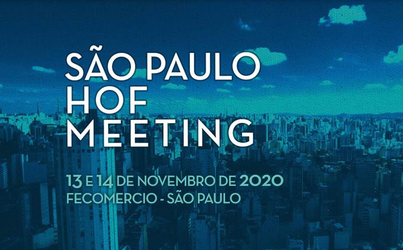 São Paulo HOF Meeting
