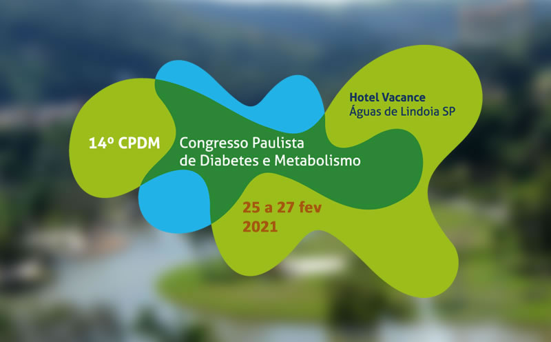 14º Congresso Paulista de Diabetes e Metabolismo
