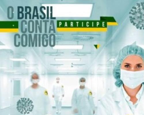 Ação 'O Brasil conta comigo'