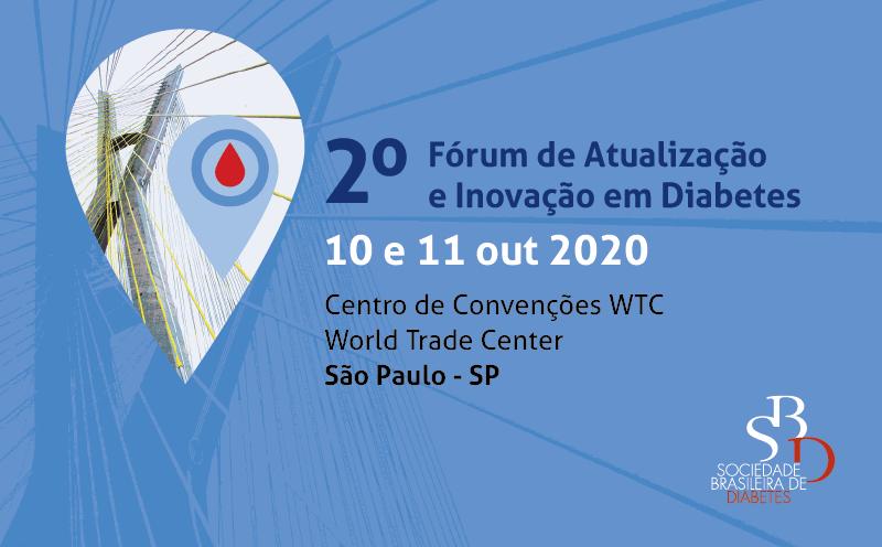2º Fórum de Atualização e Inovação em Diabetes