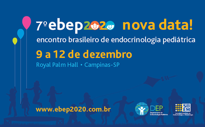 7º Encontro Brasileiro de Endocrinologia Pediátria (EBEP)