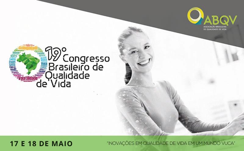 19º Congresso Brasileiro de Qualidade de Vida