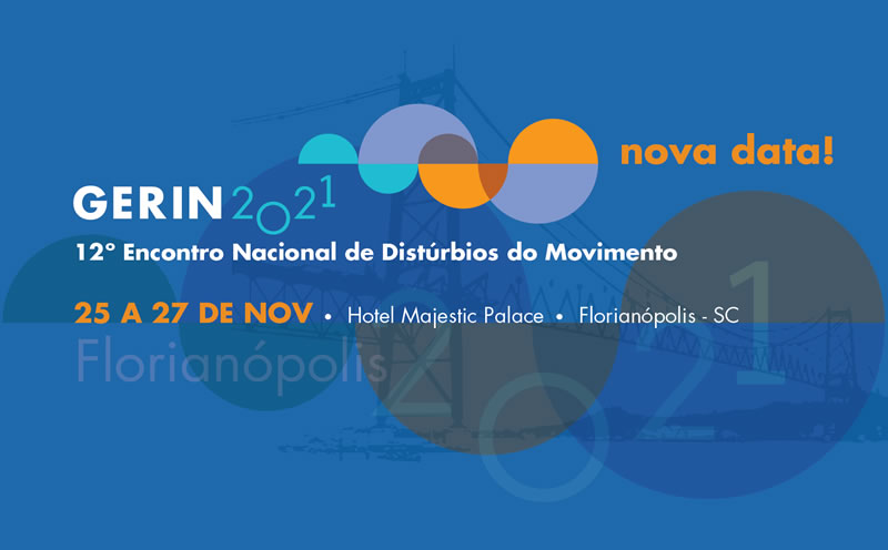 12º Encontro Nacional de Distúrbios do Movimento