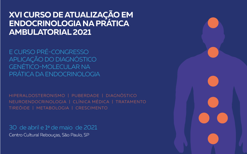 XVI Curso de Atualização em Endocrinologia na Prática Ambulatorial