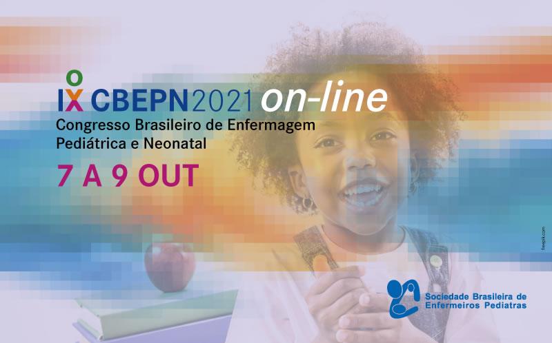 IX Congresso Brasileiro de Enfermagem Pediátrica e Neonatal